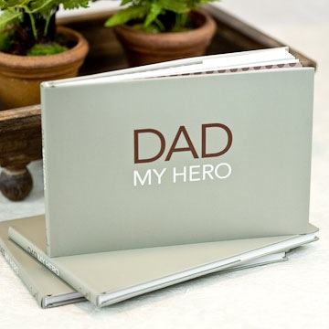 Dad My Hero - GIft Book