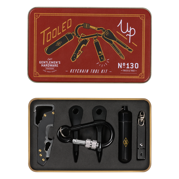 KEYCHAIN MULTI-TOOL KIT