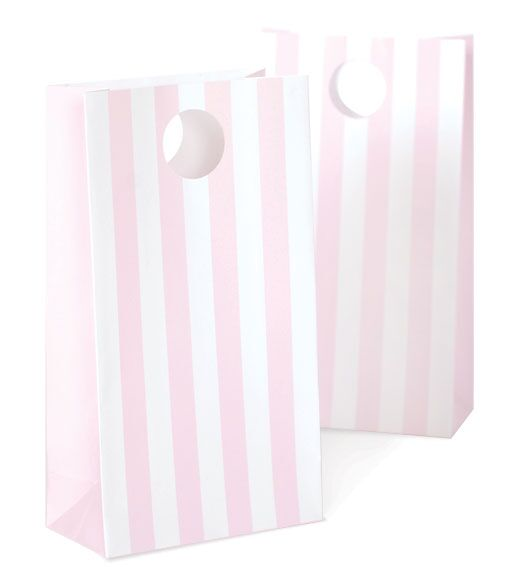 Party Bag - Marshmallow Pink
