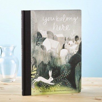 You Belong Here - Gift Book