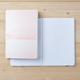 Life/Style Notebooks - Her heart is by the sea.
