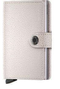 Mini Wallet - Glamour Ivory