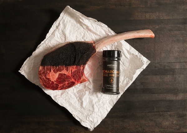 Asado - Inspired Charcoal Rub by Sebastian & Co