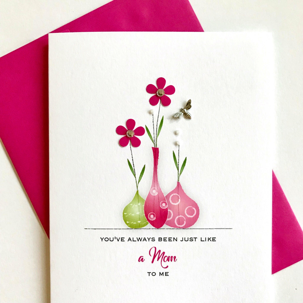 Like A Mom To Me. Mother's day card