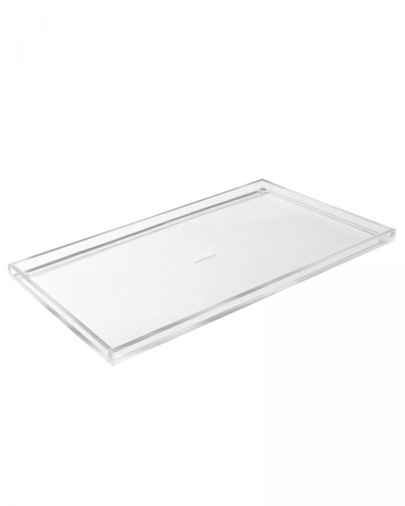 Acrylic Bloc Tray - Wide