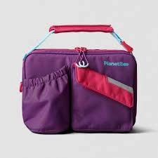 Planet Box Carry Lunch Bag - Grape