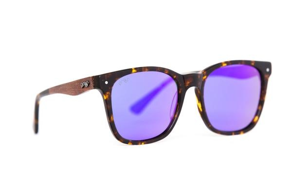 SCOUT ECO - Matte Tortoise Purple POLARIZED