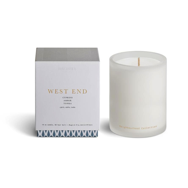 Soy Candle - West End