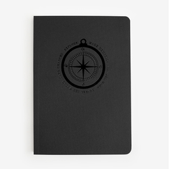 Compass - Paper Linen Journal