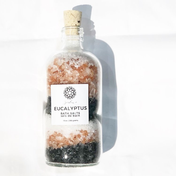 Bath Salts - Eucalyptus