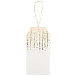 Chandelier Foil Hang Tag