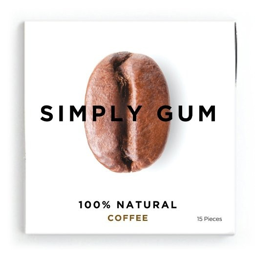 Simply Gum - Coffee