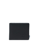 Roy Wallet Coin XL | Tile - Black Pebbled Leather