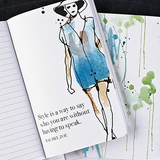 WRITE NOW JOURNAL - Fashions fade, style is eternal.