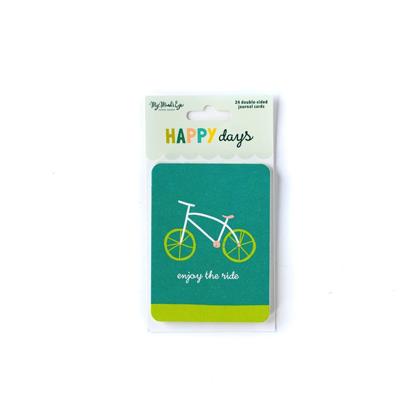Happy Days Journal Cards