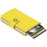 Mini Wallet- Crisple Lemon