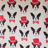 Wrap Sheet - Boston Terriers