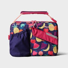 Planet Box Carry Lunch Bag - tutti frutti