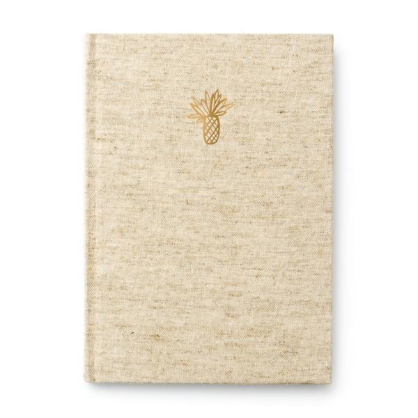 Canvas Covered Journal