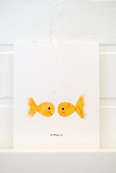 Two Gold Fish Amour