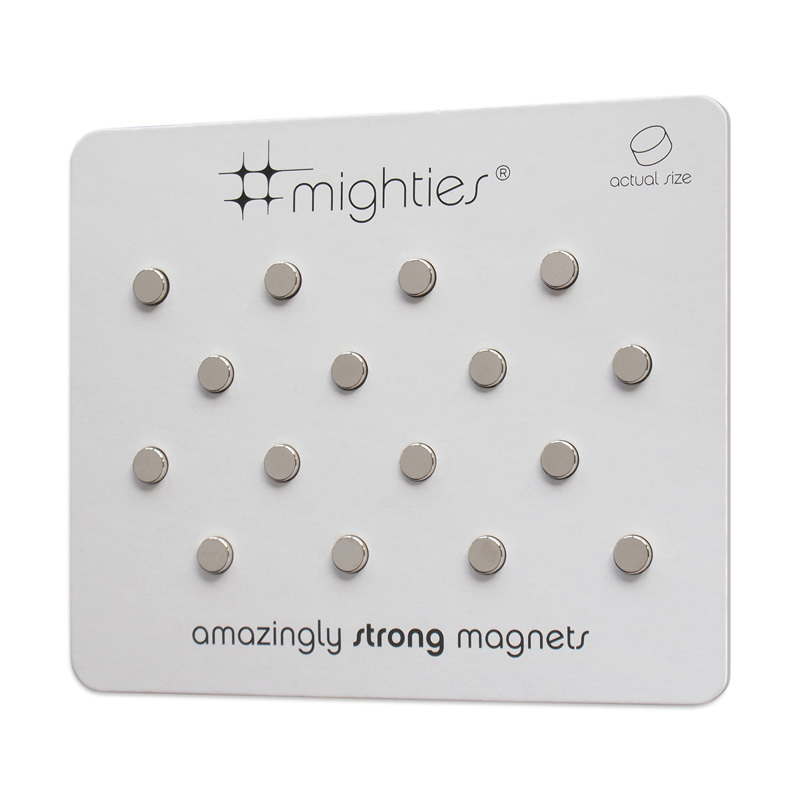 Mighties Magnets - 16 Pack