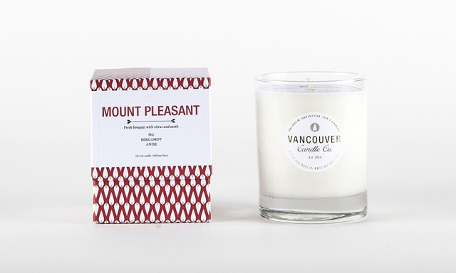 Vancouver Candle Co. - Mount Pleasant