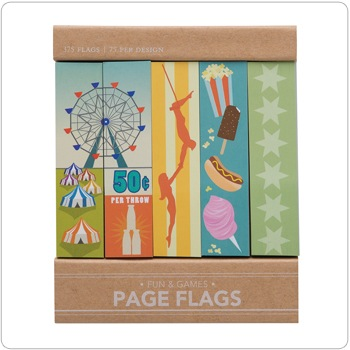 Fun and Games - Page Flags