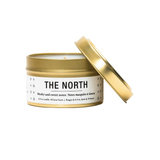 Travel Tin Soy Candle - The North