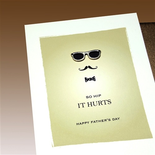 Father's Day Card -  Sun Glasses