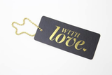 Gift/Wine Tags - With Love