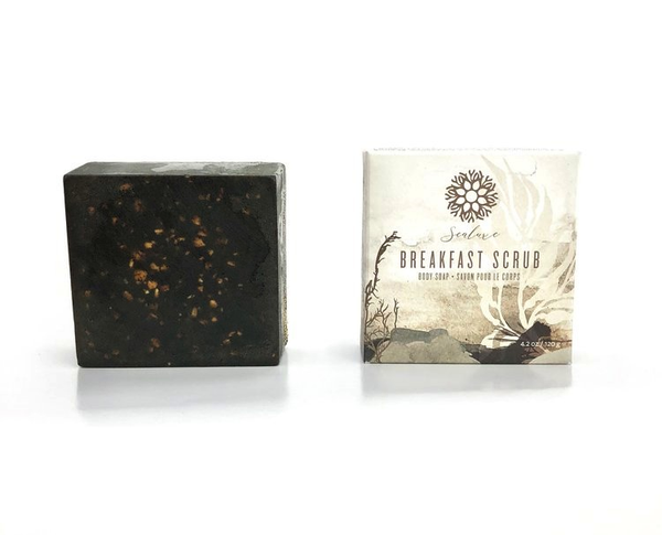 Soap Bar - Breakfast Scrub