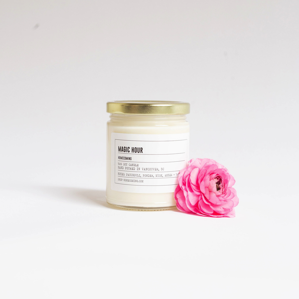 Magic Hour Soy Wax Candle