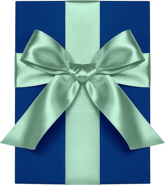 Pool Satin Ribbon 1""