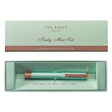 TED BAKER - Aquamarine Premium Fountain Pen