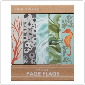 Sea Reverie - Page Flags
