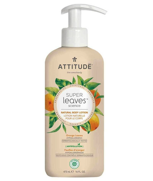 Attitidue Body Lotion Energizing