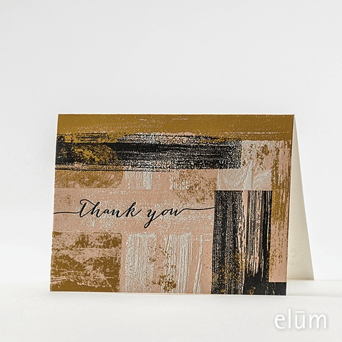 Boxed Thank You Cards - Muse