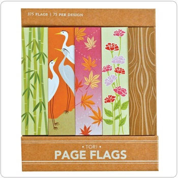 Tori - Page Flags