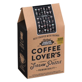 Coffee Lovers 500 pc Jigsaw Puzzle