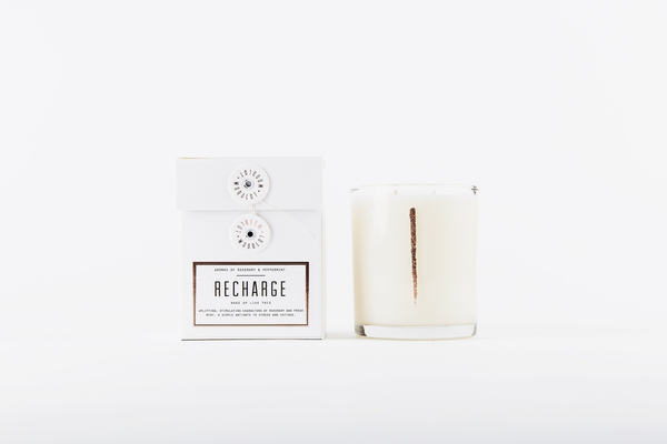 13.5oz Candle - Recharge