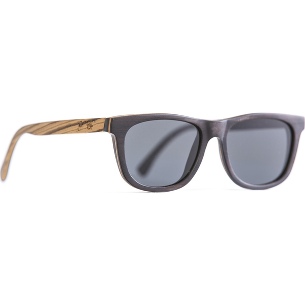 Stanley Wood - Black Maple Zebra/ POLARIZED