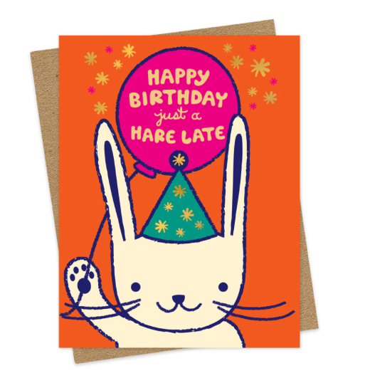 Hare Late