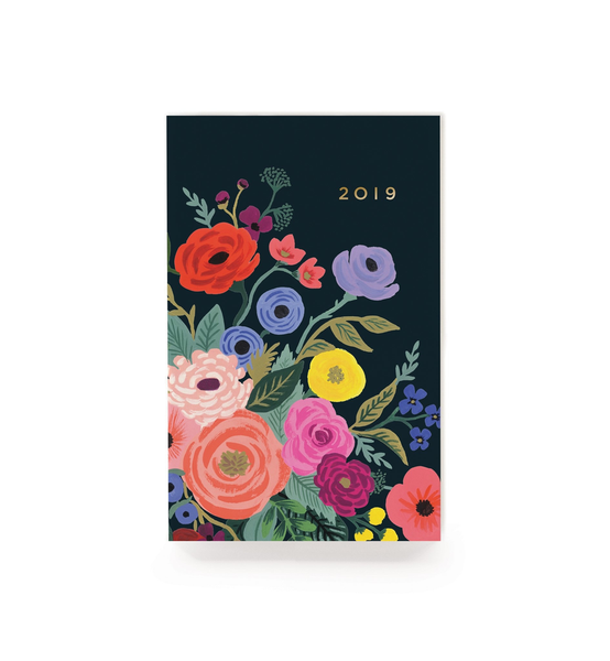 Rifle - 2019 Juliet Rose Pocket Agenda