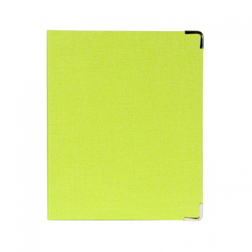 Mini Binder - Lime