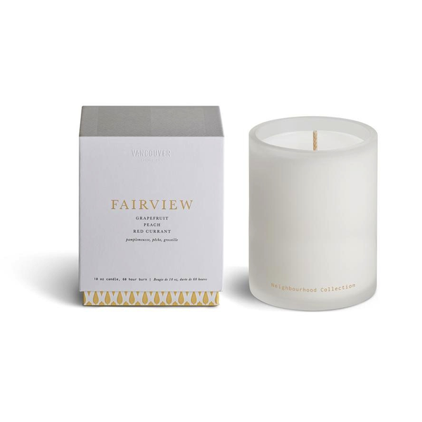 Soy Candle - Fairview