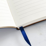 Wasp Lined Journal - Navy