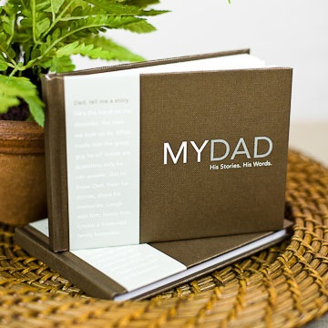 My Dad - Gift Book