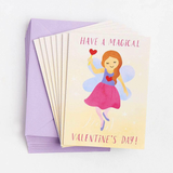 Fairies Valentine's Assorted Cards