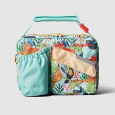 Planet Box Carry Lunch Bag - Jungle Boogie