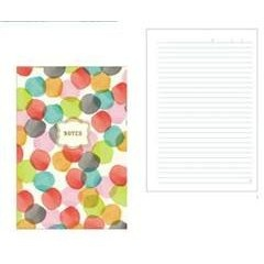 Journal Watercolor Dots